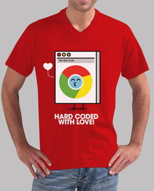 Hard coded with love!