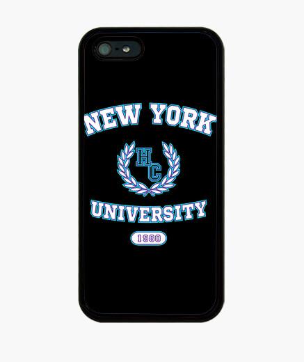 Coque iPhone hardcore nouvelle york universitaire