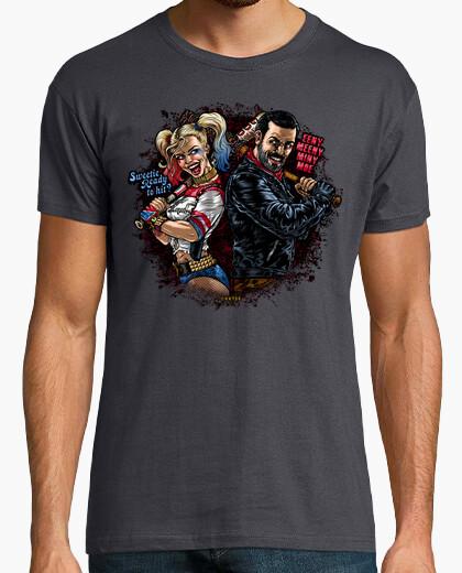 Harley & Negan camiseta