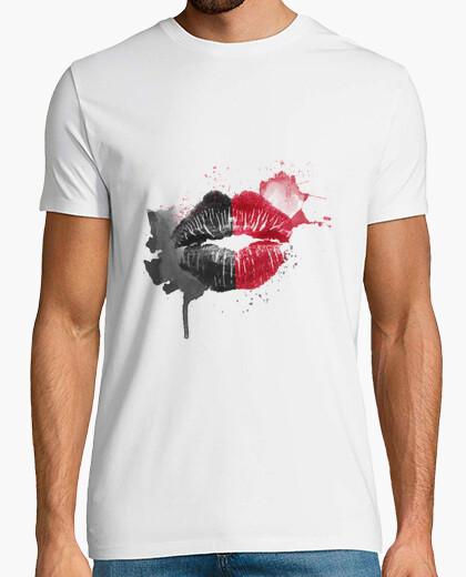 Camiseta Harley Quinn kiss