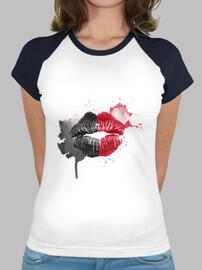 Harley Quinn kiss