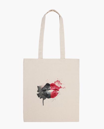Borsa harley quinn kiss