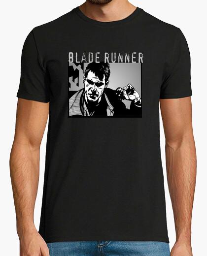 Camiseta Harrison Ford - Blade Runner...