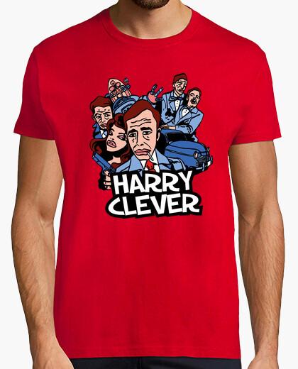 Camiseta Harry Clever: el detective más listo de