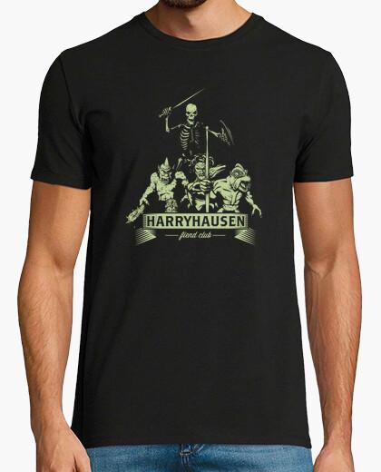 Camiseta Harryhausen Fiend Club