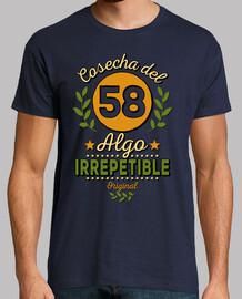 harvest of 58. unrepeatable