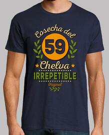 harvest of the 59 unrepeatable chelva