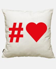 Hashtag amor