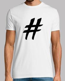Hashtag Black