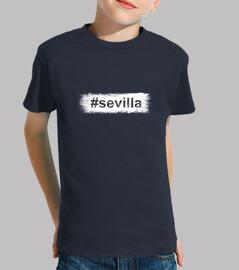 Hashtag Sevilla - Básica Niño