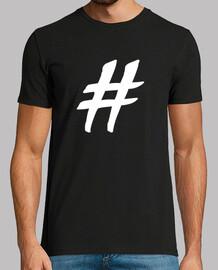Hashtag White