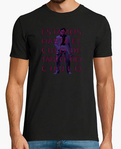Camiseta Hasta el culo