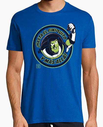 Camiseta Hasta el finiquito green