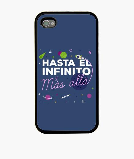 Funda iPhone Hasta el infinito