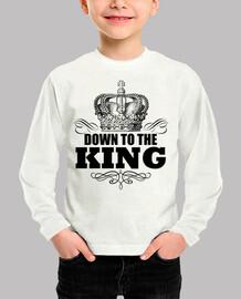 hasta la corona del rey