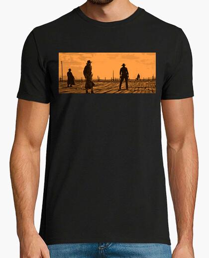 Camiseta Hasta que llegó su hora