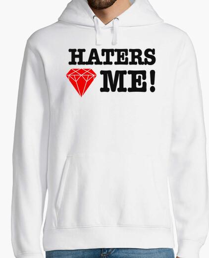 Jersey Haters Love Me Diamante