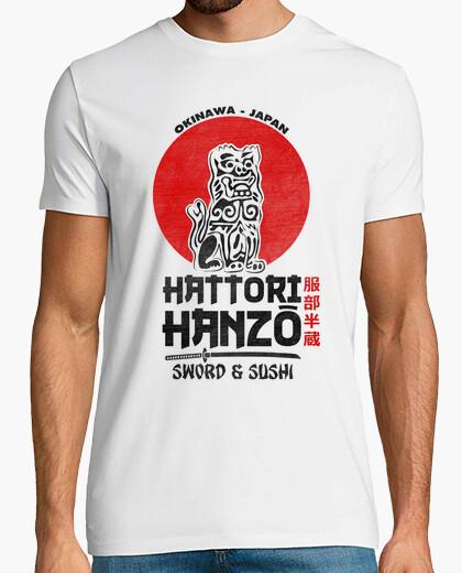 Hattori hanzo t-shirt