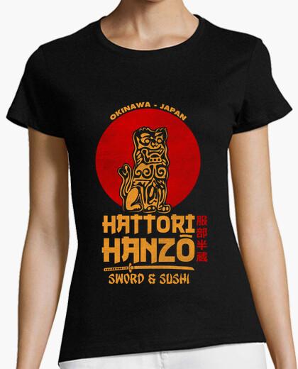 Camiseta Hattori Hanzo