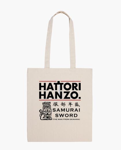 Bolsa Hattori Hanzo (Kill Bill)