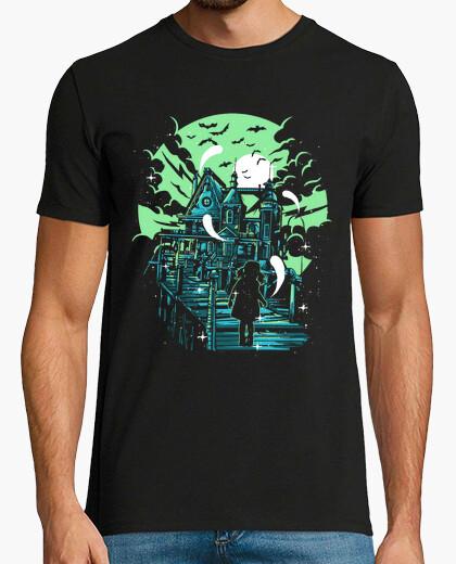 Camiseta Haunted House