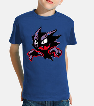 Haunter Retro 8bit (Camiseta Niño)