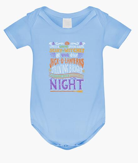 Ropa infantil Haunting night v2