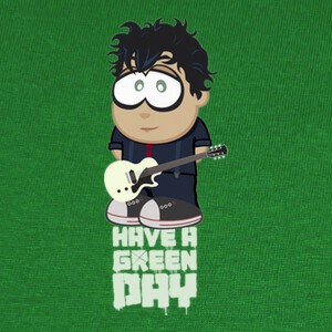 Camisetas Have a Green Day