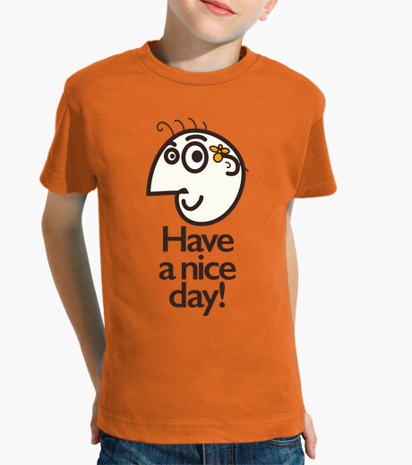Have A Nice Day children's clothes