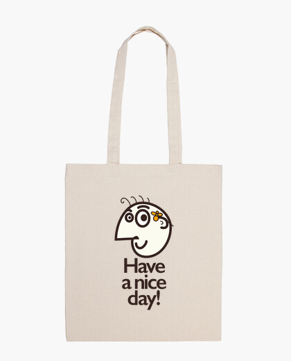 Have A Nice Day bag