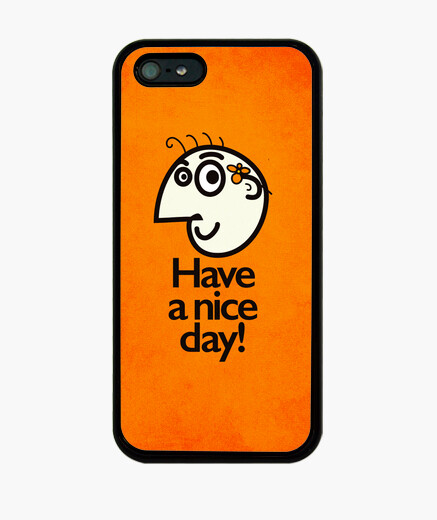 Have A Nice Day iphone cases