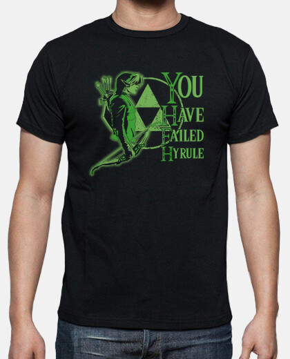 have you failed hyrule