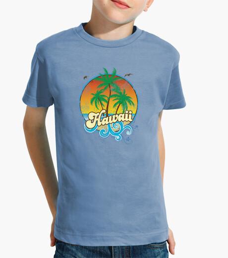 Ropa infantil hawai