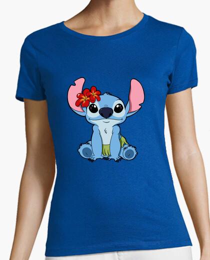 Camiseta Hawaiian Stitch