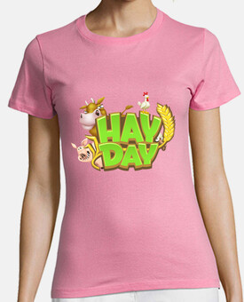 Hay Day Logo chica
