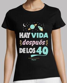 Hay vida después de los 40