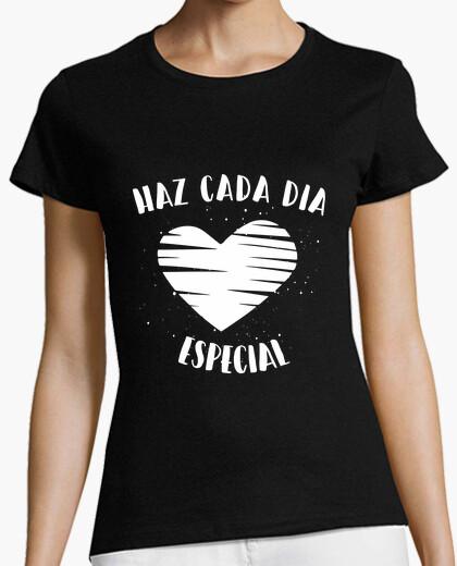Camiseta Haz Cada Día Especial Vintage