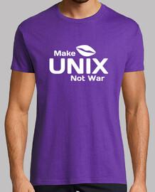 Haz UNIX y no la guerra