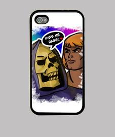 He-man y Skeletor