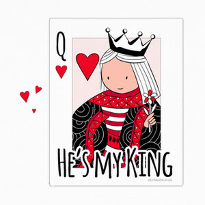 He is my king T-shirts