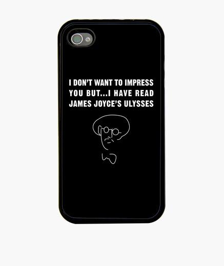 Funda iPhone ¡He leído Ulises de James Joyce!