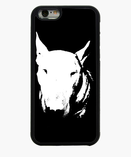 Funda iPhone 6 Head bull terrier
