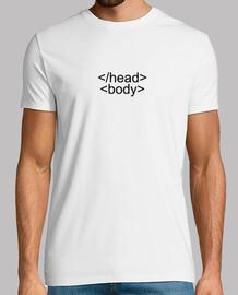 </head><body> html