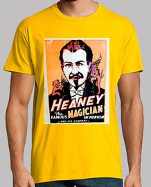 Heaney el Mago - Vintage Poster