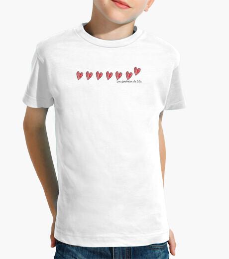 Ropa infantil heart