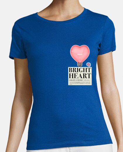 heart bright woman
