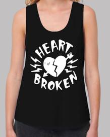Heart Broken mujer