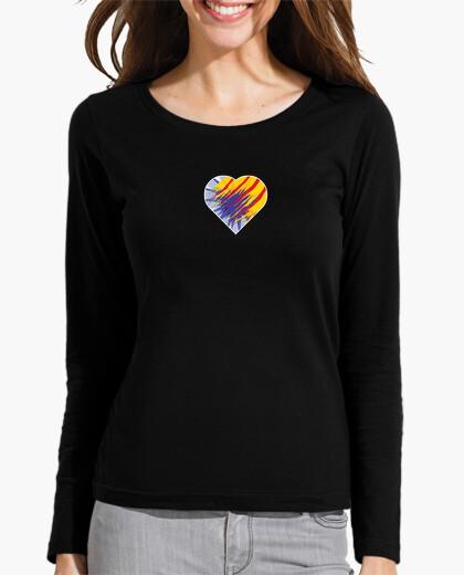 Camiseta Heart for Catalunya