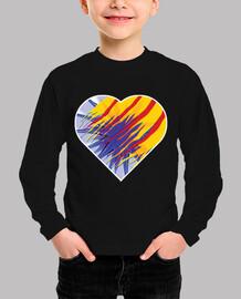 Heart for Catalunya