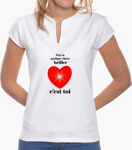 Heart light f fc t-shirt